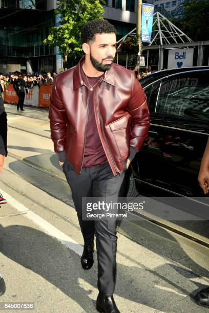 Drake attends The Carter Effect premiere during the 2017 Toronto International Film Festival at Princess of Wales Theatre on September 9 2017 in...