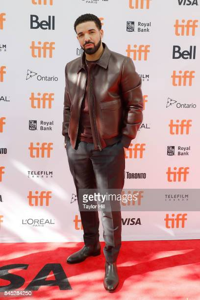 Drake attends the premiere of 'The Carter Effect' during the 2017 Toronto International Film Festival at Princess of Wales Theatre on September 9...