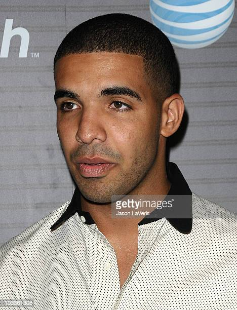 Drake attends the US launch party for the New BlackBerry Torch on August 11 2010 in Los Angeles California