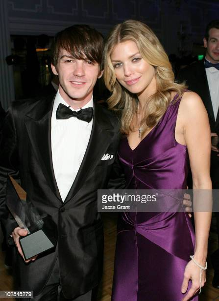 Drake Bell and AnnaLynne McCord attend The Inaugural Thirst Gala held at Casa Del Mar on June 29 2010 in Santa Monica California