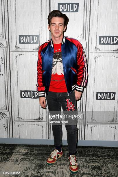 Drake Bell attends Build Series at Build Studio on February 04 2019 in New York City