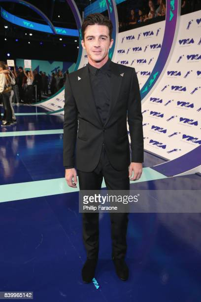 Drake Bell attends the 2017 MTV Video Music Awards at The Forum on August 27 2017 in Inglewood California