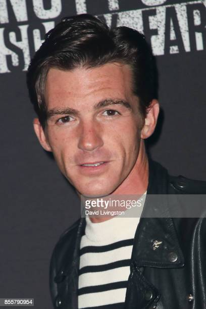 Drake Bell attends the Knott's Scary Farm and Instagram's Celebrity Night at Knott's Berry Farm on September 29 2017 in Buena Park California