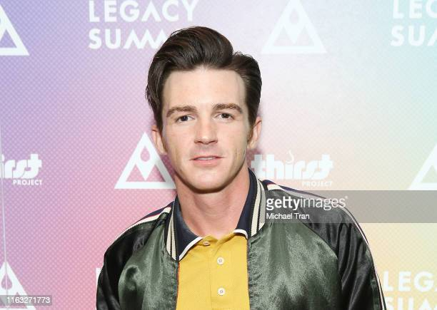 Drake Bell attends the Thirst Project's Inaugural Legacy Summit held at Pepperdine University on July 20 2019 in Malibu California