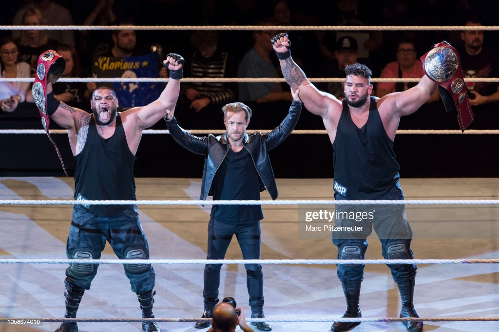 WWE Live - Live Show : News Photo