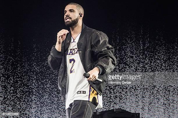Drake performs at The Forum on September 27 2016 in Inglewood California