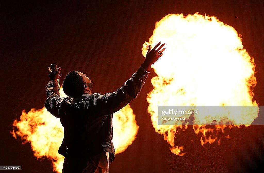 Future Music Festival 2015 : News Photo