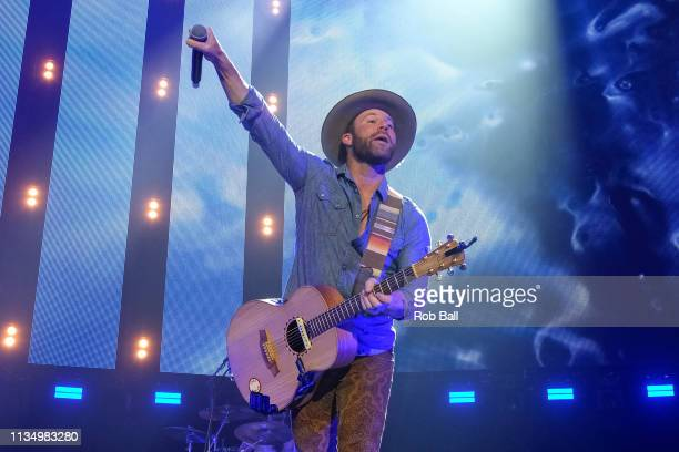 Drake White and the Big Fire perform at C2C Country to Country at The O2 Arena on March 10 2019 in London England