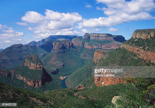 Drakensberg Mountains and Blyde River Canyon, South Africa
