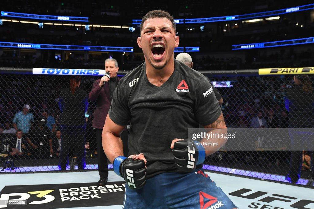 UFC 241: Giagos v Klose : News Photo