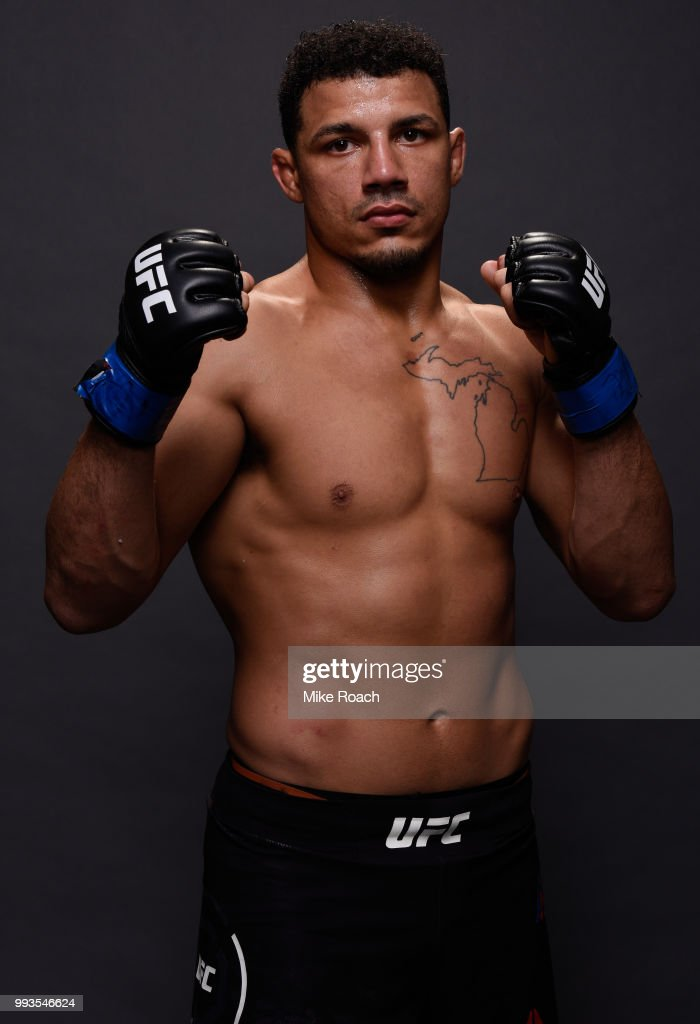 UFC 226: Miocic v Cormier : ニュース写真