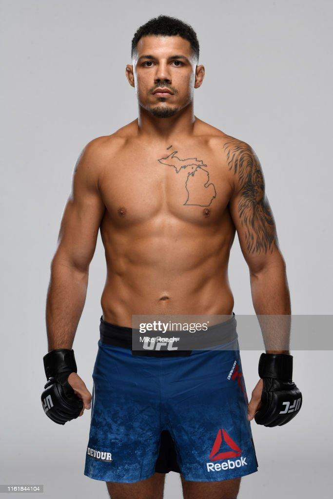 UFC Fighter Portraits : ニュース写真