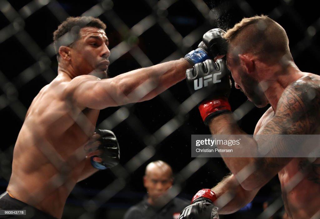 UFC 226: Vannata v Klose : ニュース写真