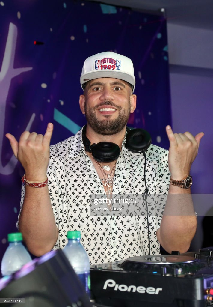 DJ Drama attends the 2017 Essence Festival on July 2, 2017 in New Orleans, Louisiana.