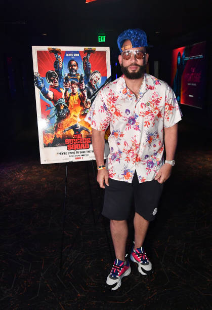 """GA: """"The Suicide Squad"""" Special Screening Hosted By DJ Drama"""