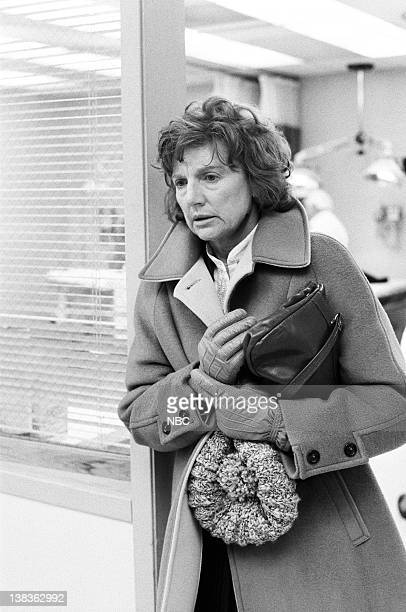 ST ELSEWHERE 'Drama Center' Episode 14 Pictured Allyn Ann McLerie as Roxanne Reed