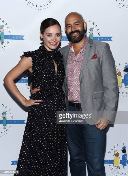 EVP Drama Development Programming FOX Broadcasting Company Terence Carter and Ana Khar attend the 'I Have A Dream' Foundation Los Angeles 30Year...