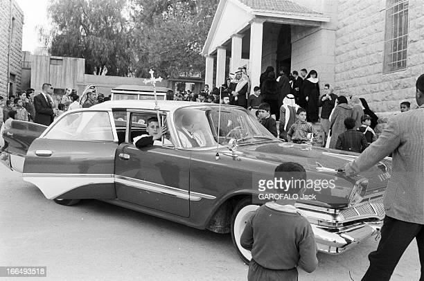 Drama In Jordan. Jordanie- 12 Avril 1963- Lors d'un pèlerinage en terre Sainte, 22 jeunes femmes Françaises sur 25 ont trouvé la mort. Le groupe a...