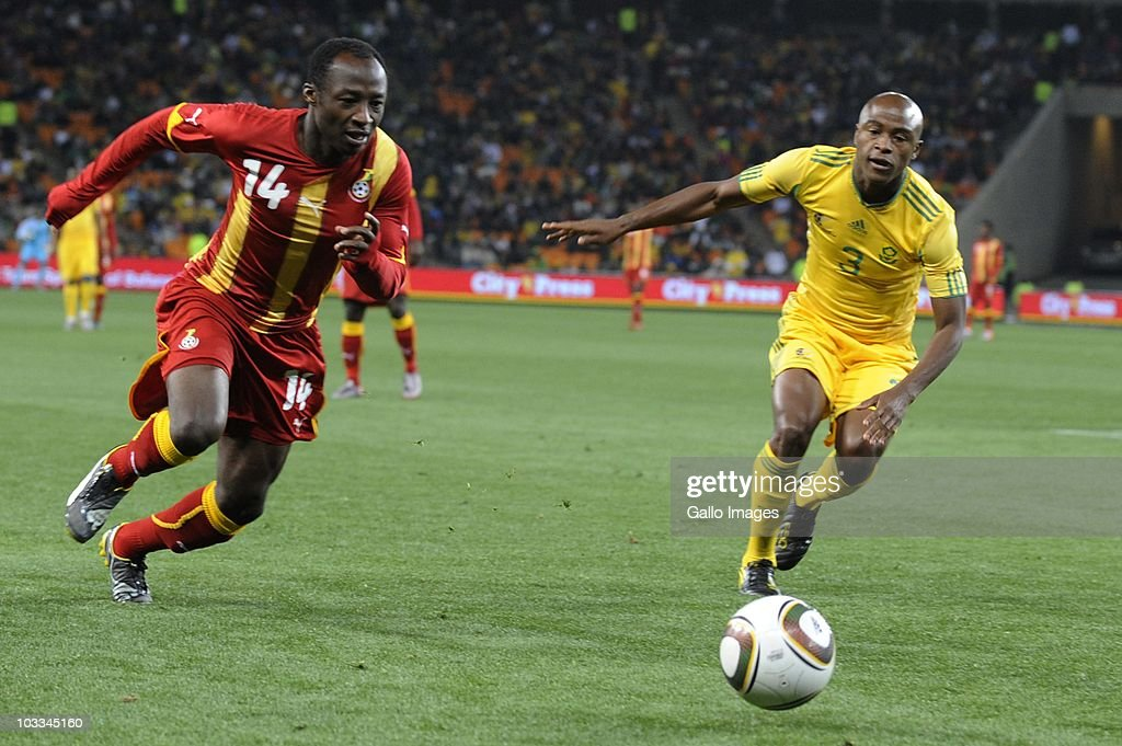 South Africa v Ghana - International Friendly