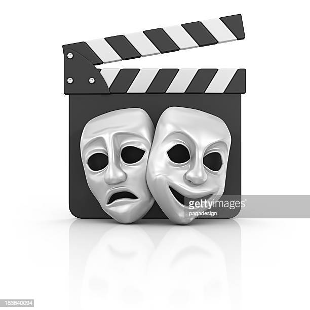 dramat and comedy film