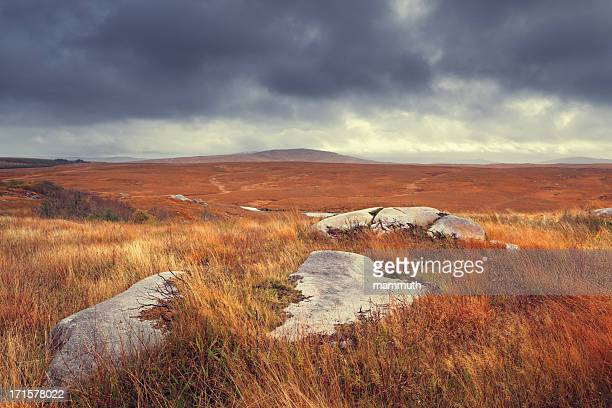 dramatic donegal - county donegal stock photos and pictures