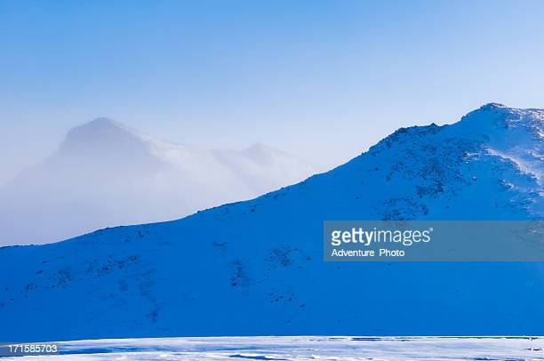 dramatic mountain view in winter - beaver creek colorado stock pictures, royalty-free photos & images