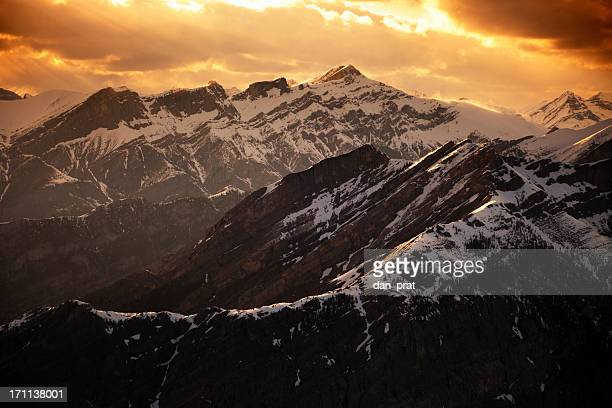 Dramatic Mountains