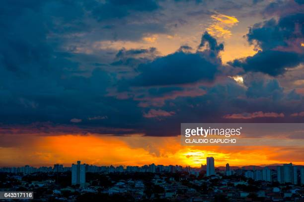 dramatic sky - claudio capucho stock photos and pictures