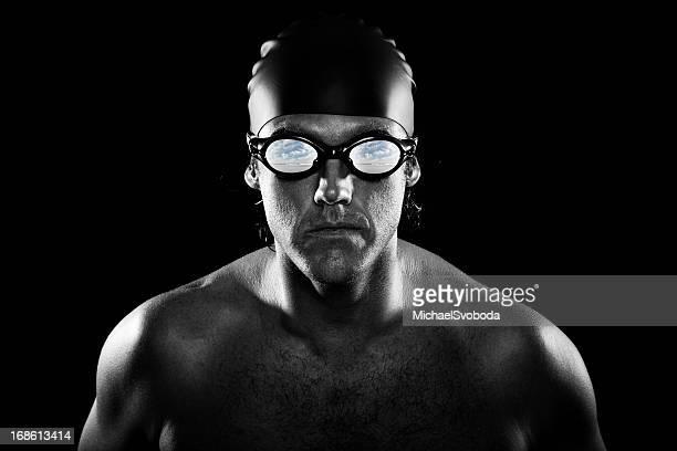 Dramatic Swimmer