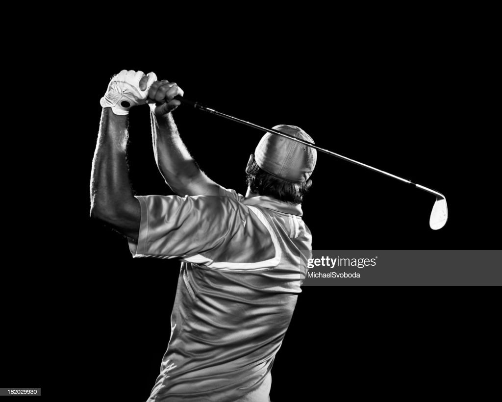 Dramatic Swing : Stockfoto