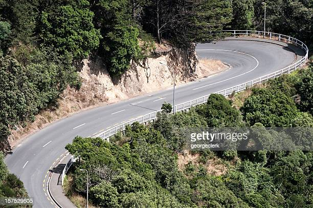 Spectaculaire Switchback Road
