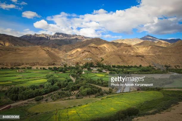 Dras village in the Kargil District of Jammu and Kashmir, India