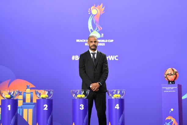 CHE: FIFA Beach Soccer World Cup Russia 2021 Draw