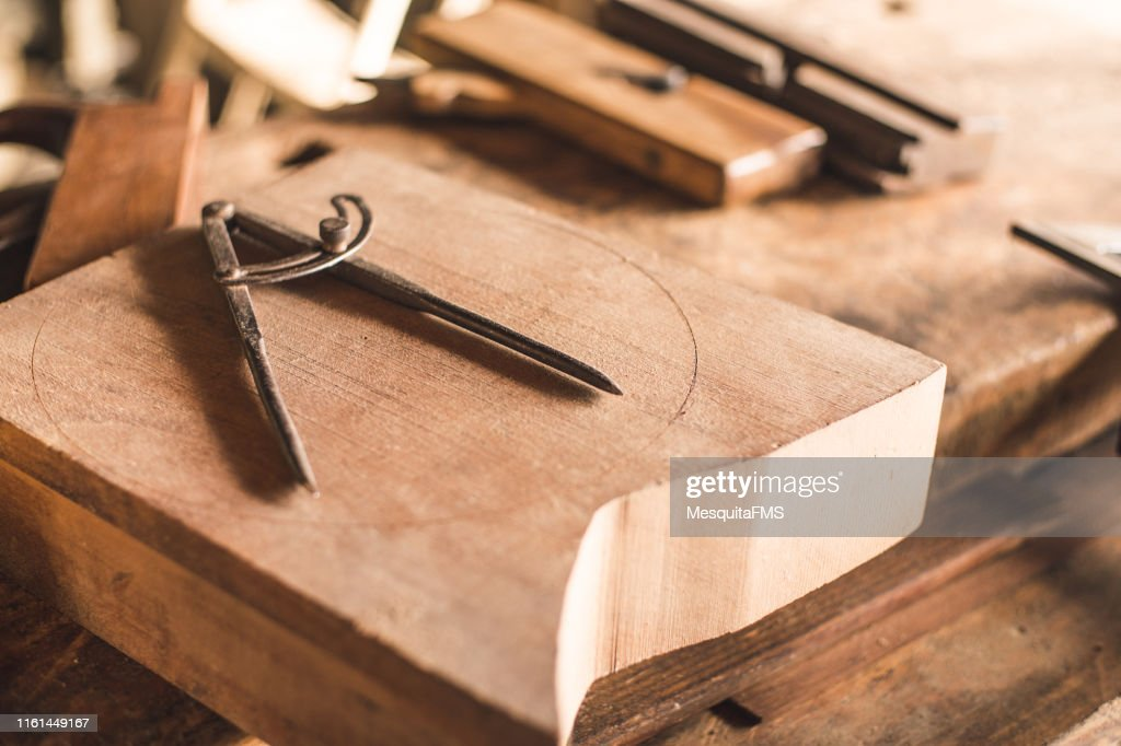 Drawing compass : Stock Photo