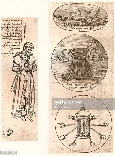 Drawings of Bernardo di Bandino Baroncelli hanged and emblems c1472c1519 Bernardo di Bandino Baroncelli was one of the Pazzi conspirators who tried...