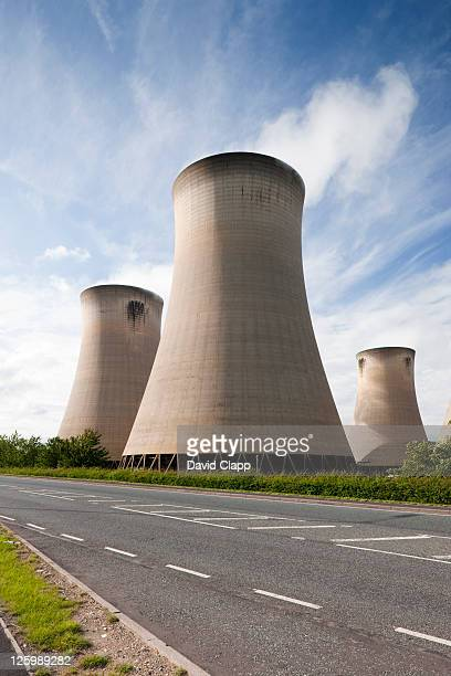 Drax Power Station in Yorkshire, England, UK