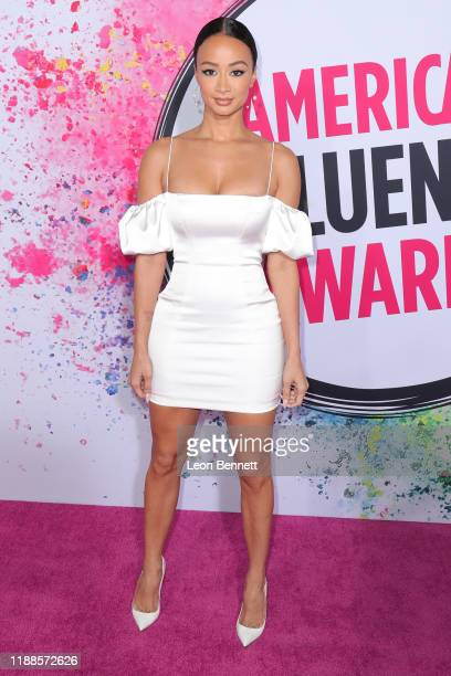 Draya Michele attends 2019 American Influencer Awards at Dolby Theatre on November 18 2019 in Hollywood California