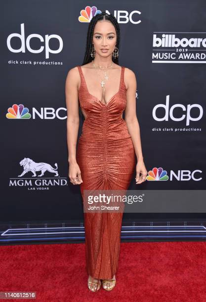 Draya Michele attends the 2019 Billboard Music Awards at MGM Grand Garden Arena on May 1, 2019 in Las Vegas, Nevada.