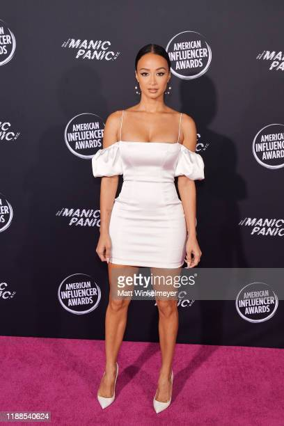 Draya Michele attends the 2nd Annual American Influencer Awards at Dolby Theatre on November 18 2019 in Hollywood California