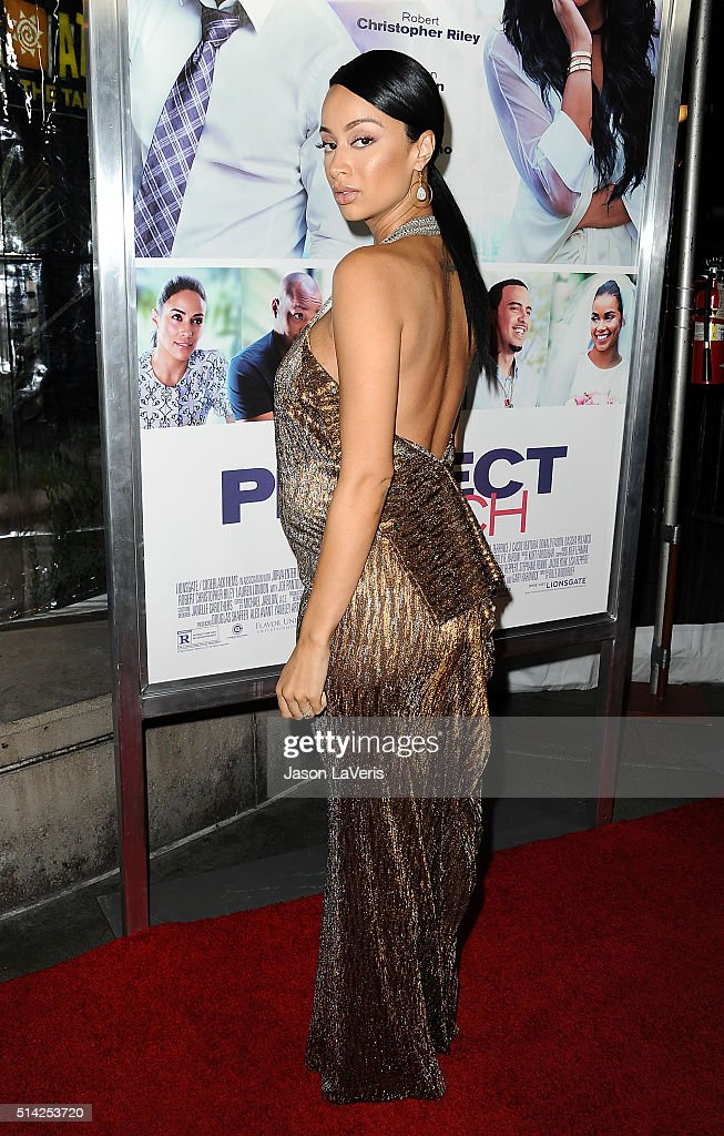 "Premiere Of Lionsgate's ""The Perfect Match"" - Arrivals : News Photo"