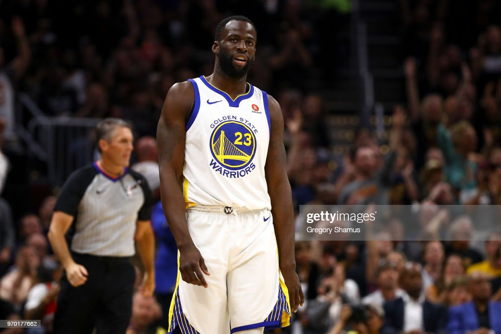 2018 NBA Finals - Game Four : News Photo