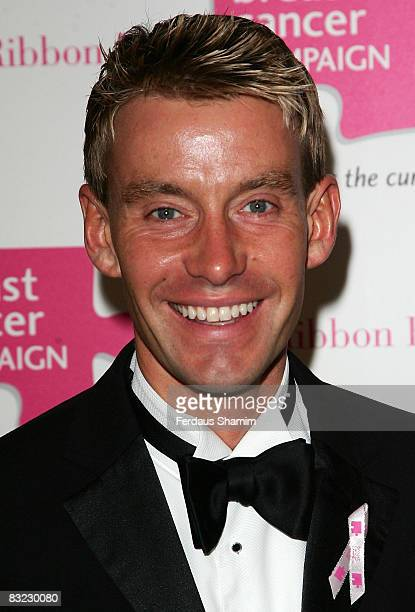 DrDavid Bull attends The Pink Ribbon Ball at The Dorchester on October 11 2008 in London England