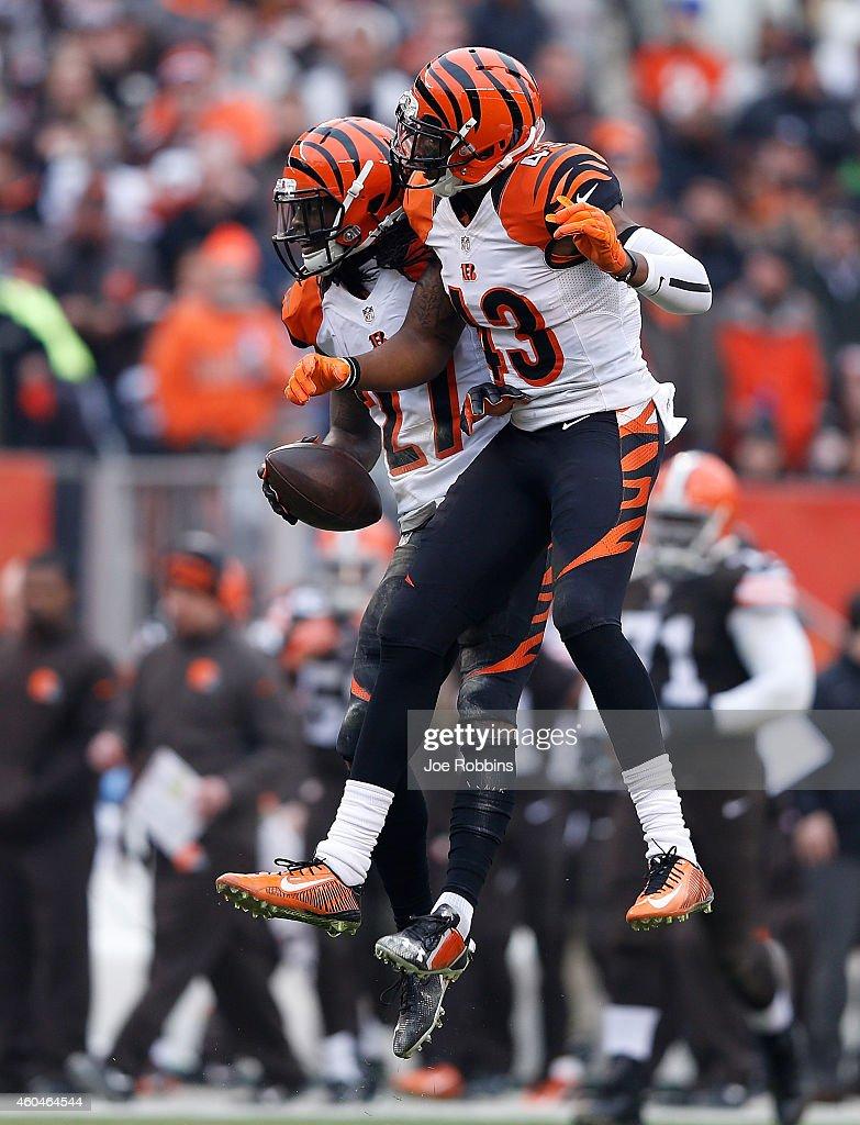 Cincinnati Bengals v Cleveland Browns : News Photo