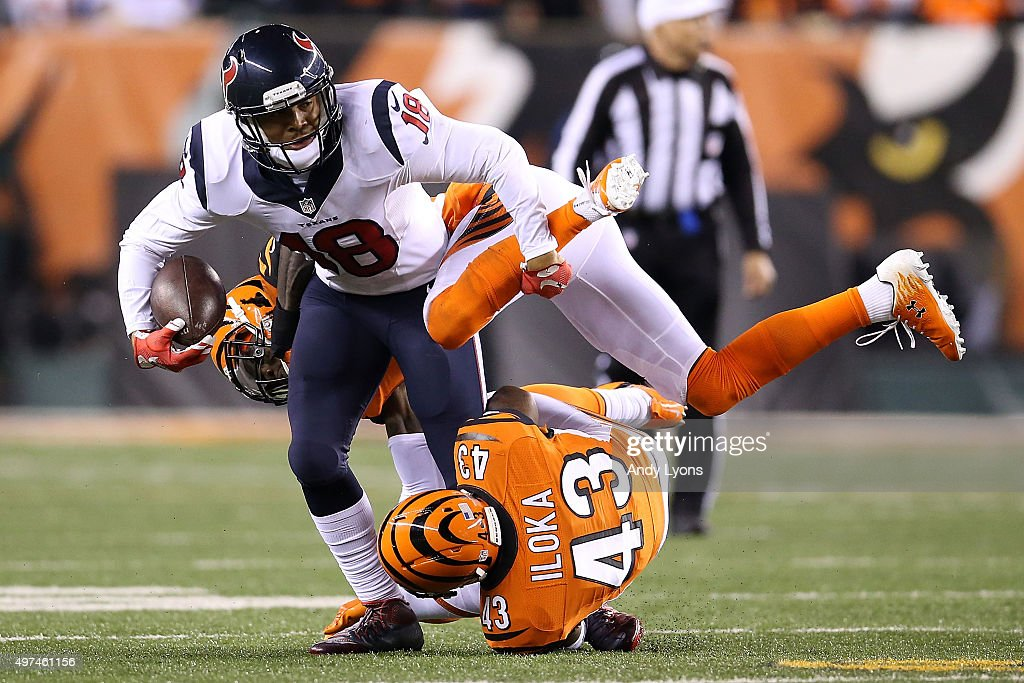 Houston Texans v Cincinnati Bengals : News Photo