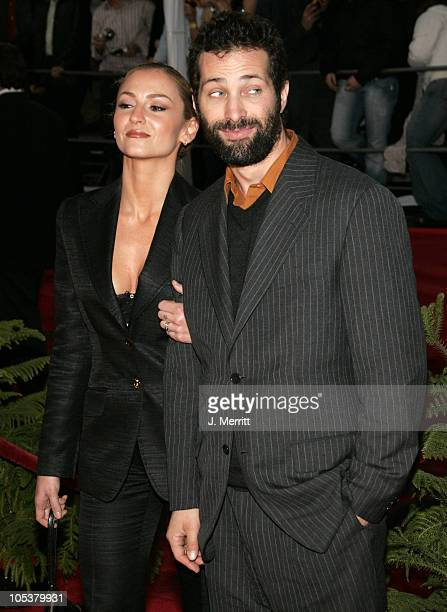 Drea de Matteo and guest during 31st Annual People's Choice Awards Arrivals at Pasadena Civic Auditorium in Pasadena California United States