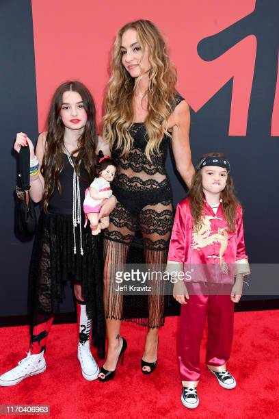Drea de Matteo attends the 2019 MTV Video Music Awards at Prudential Center on August 26 2019 in Newark New Jersey