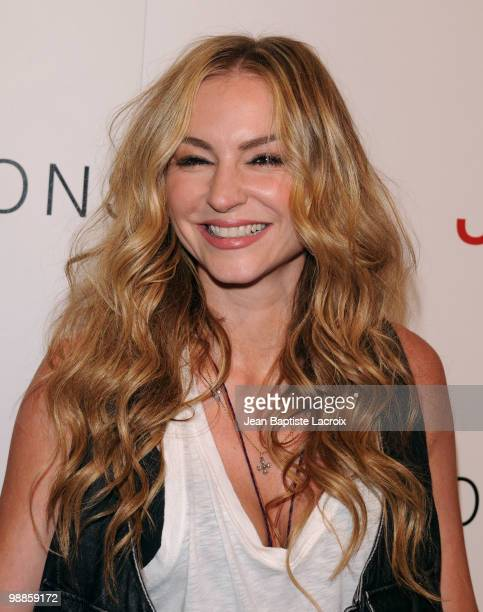 Drea de Matteo attends the Charlotte Ronson JC Penney Spring Cocktail Jam at Milk Studios on May 4 2010 in Los Angeles California