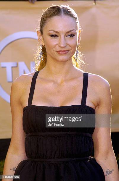 Drea De Matteo during 2005 Screen Actors Guild Awards Arrivals at The Shrine in Los Angeles California United States