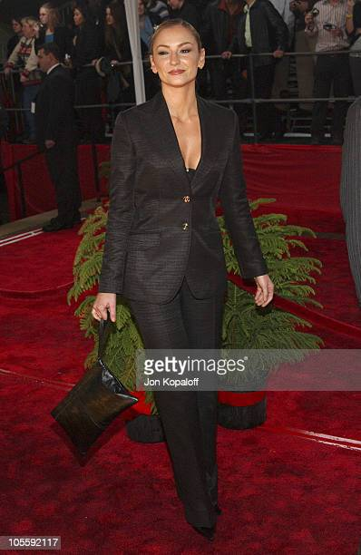 Drea de Matteo during 31st Annual People's Choice Awards Arrivals at Pasadena Civic Auditorium in Pasadena California United States