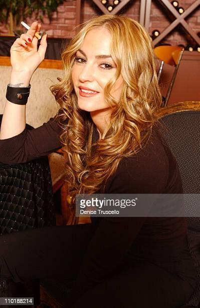 Drea de Matteo during An Evening with 'The Sopranos' at The Golden Nugget at The Golden Nugget in Las Vegas Nevada